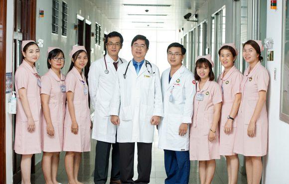 Khoa Bệnh Lý Mạch Máu
