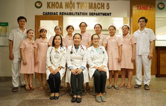 Khoa Phục Hồi Chức Năng Tim Mạch (Nội tim mạch 5)