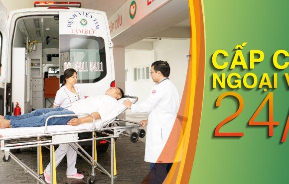 24/7 Ambulance service