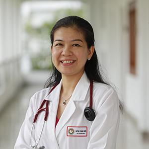 ThS.BS. Huỳnh Thanh Kiều