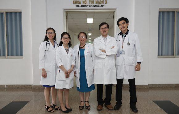 Khoa Nội Tim Mạch Tổng Quát (Nội tim mạch 3)