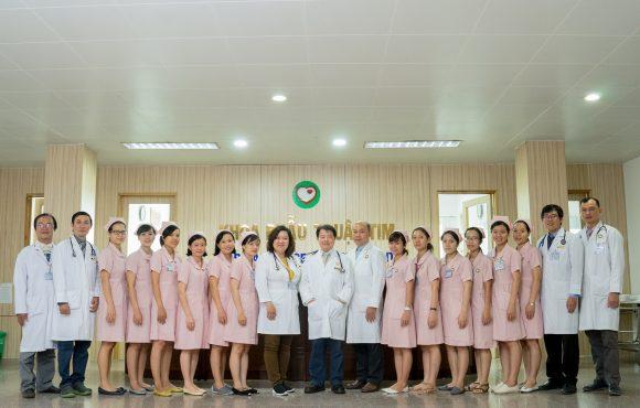Khoa Phẫu Thuật Tim